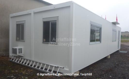 bungalow anzeigen auf machineryzone. Black Bedroom Furniture Sets. Home Design Ideas